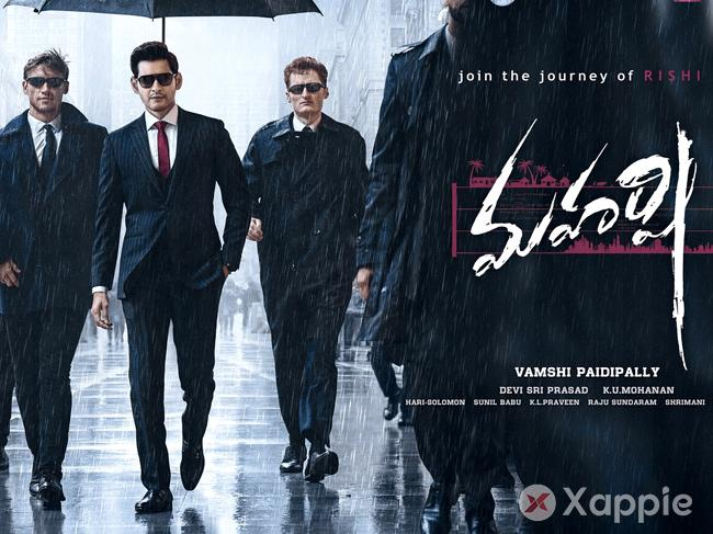 Maharshi postponed to June?