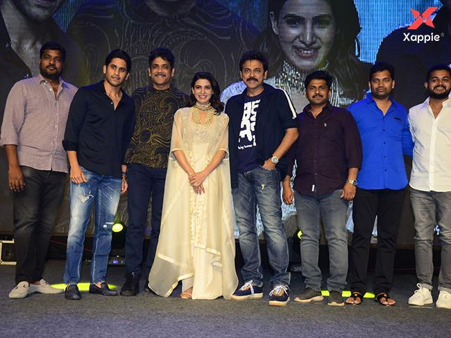 'Majili' pre-release event Highlights