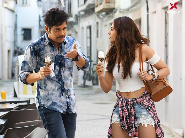 Nagarjuna Akkineni's 'Manmadhudu 2' shoot completed, release on August 9th
