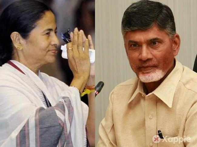 After Mamata, Now it's Babu's turn to fight with Modi