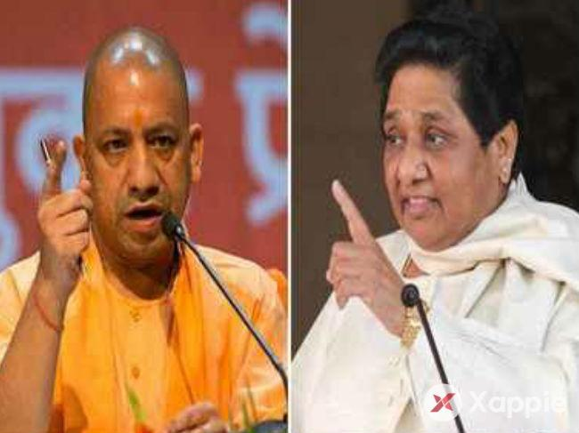 EC restricts Mayawati and Yogi Adityanath on violating the Code of Conduct