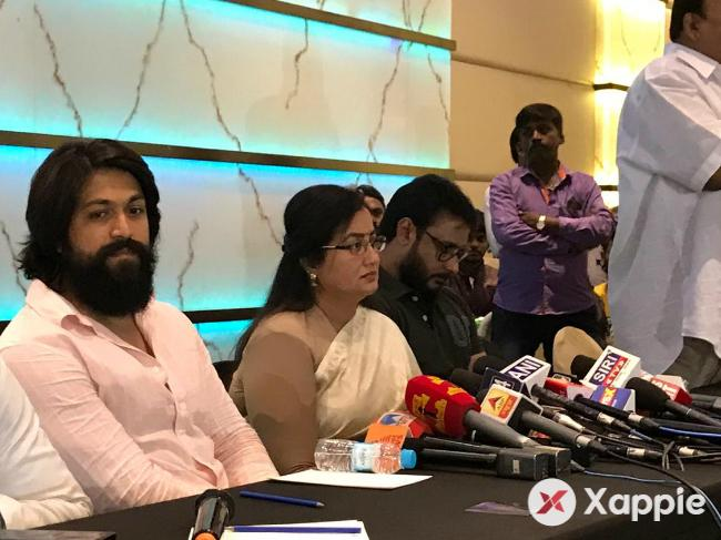 Darshan and Yash to campaign for Sumalatha from April 2
