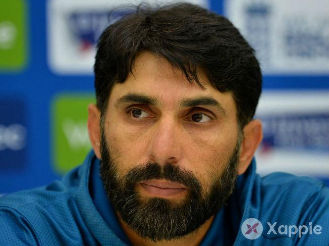 Misbah-Ul-Haq appointed as Pakistan head coach and chief selector