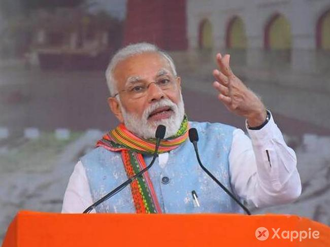 Narendra Modi Slams Opposition Parties Alliance!