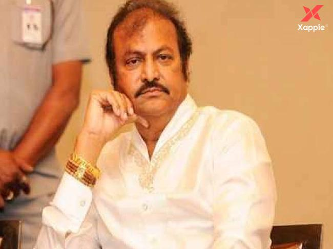 Heritage Foods was mine. Chandrababu cheated me and took over it: Mohan Babu