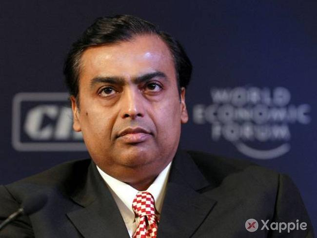 Mukesh Ambani climbs six positions to rank 13th richest in the world: Forbes