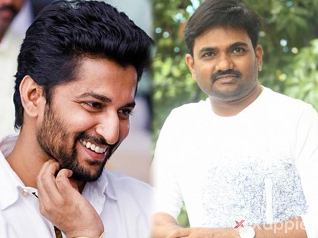 Nani and Maruthi to team up again ?