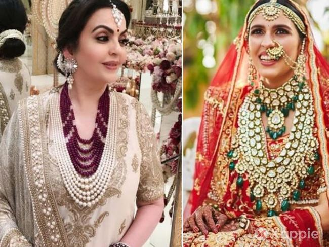 Nita Ambani's Rs.300 worth gift to her daughter-in-law