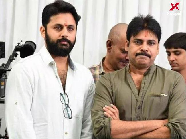 Nithin Donates Rs 25 Lakhs to Janasena!