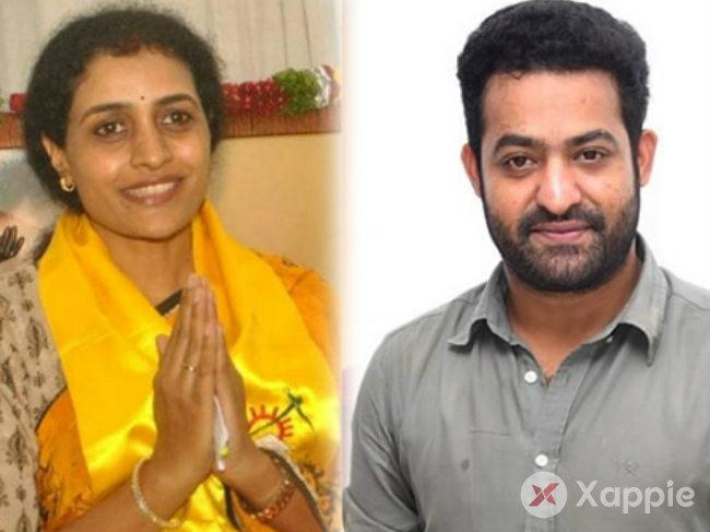 NTR is quite sure about Suhasini !