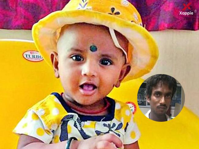 9-month old girl sexually assaulted and Murdered in Telangana !