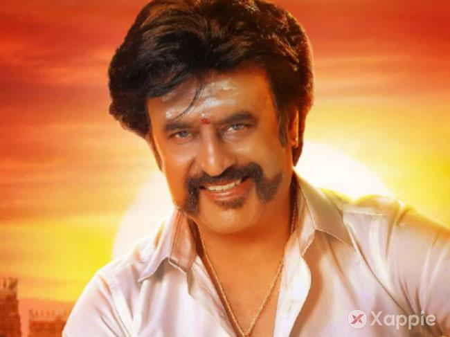 How long is Rajinikanth's film Petta?