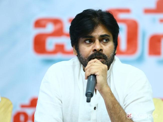 Not only in 2019, Jagan will never become the CM: Pawan Kalyan