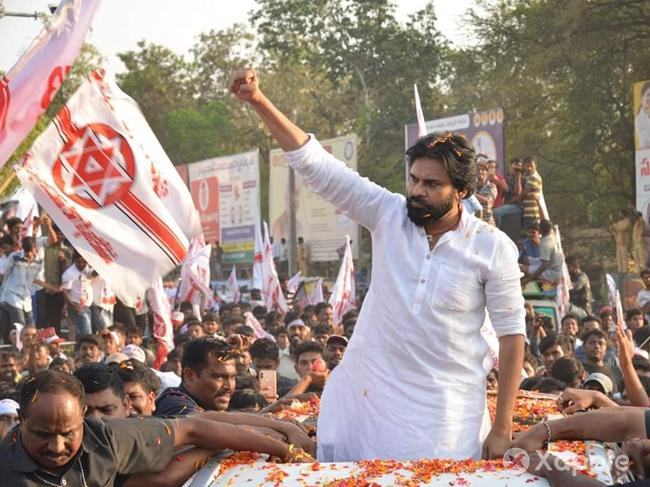 Speculations over Pawan's constituency ends?