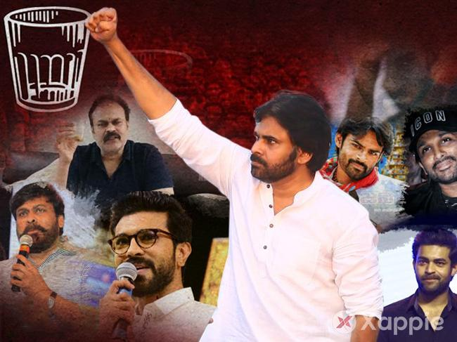 Will Mega Heroes campaign for Janasena?