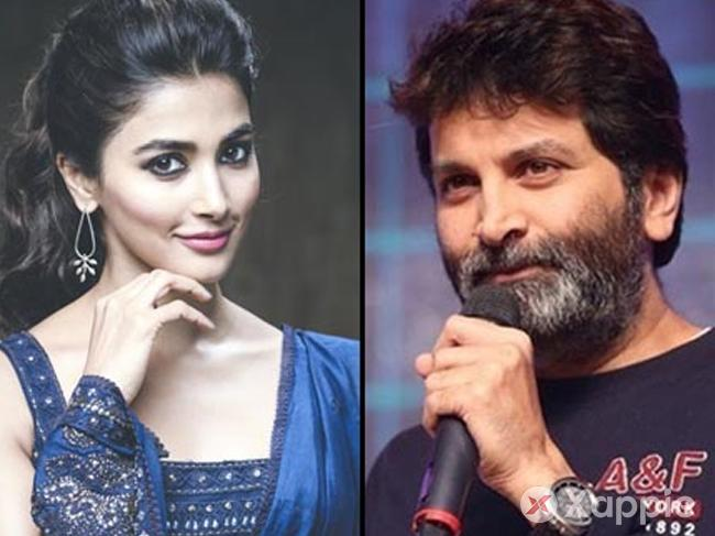 Pooja Hedge to work with Bunny & Trivikram for the second time?
