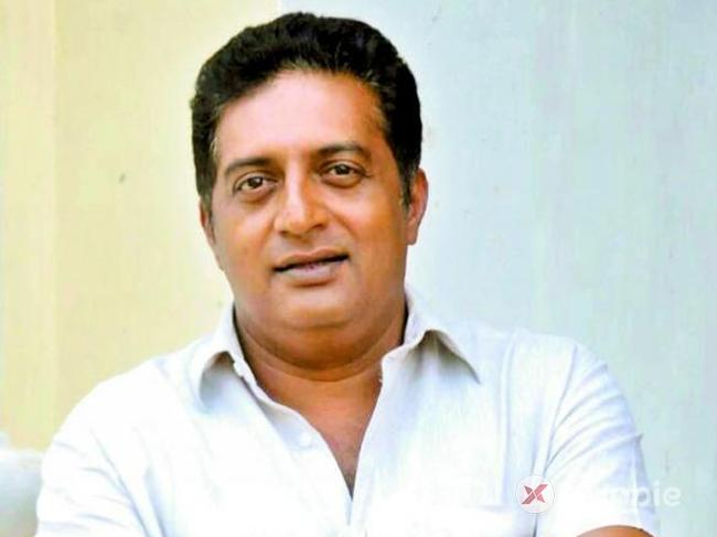 Prakash Raj is filing his nomination today as an Independent candidate
