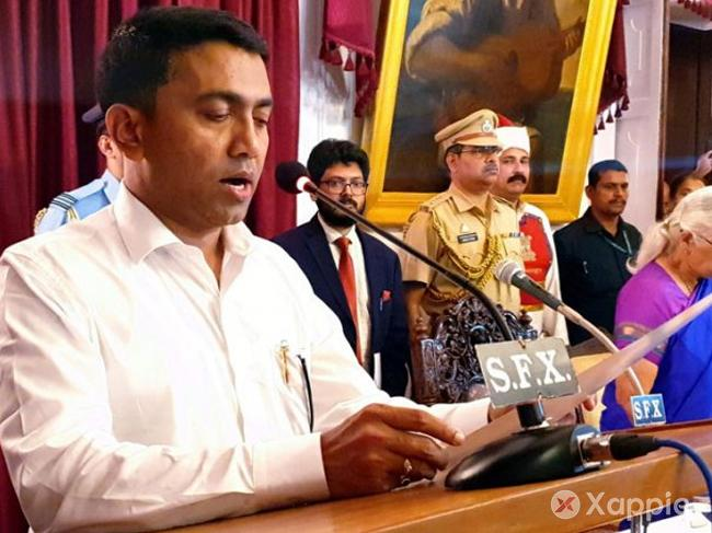 Dr. Pramod Sawant becomes new CM of Goa after winning floor test!
