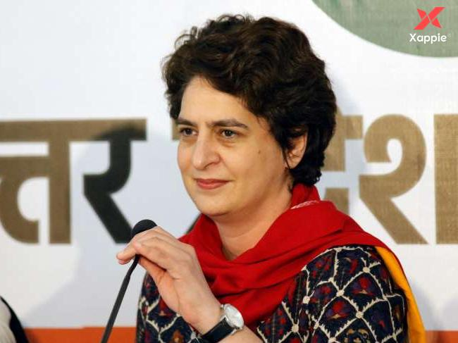'Should I contest from Varanasi?': Priyanka Gandhi in Rae Bareli public meet
