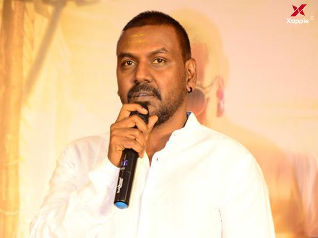 'Jersey is a must-watch movie': Lawrence in the 'Kanchana 3' success meet