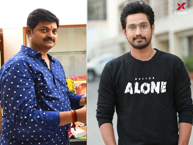 Raj Tarun and Vijay Kumar's film launched