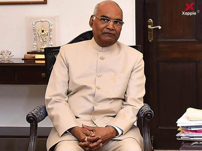 President Ram Nath Kovind address to joint session of Parliament