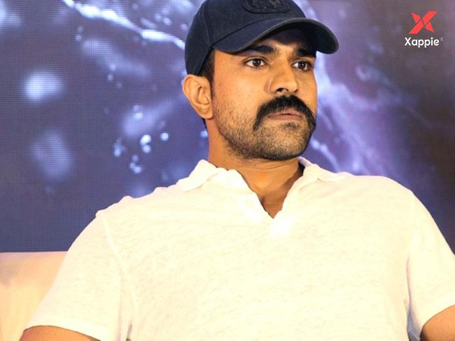 Ram Charan again injured on the sets of RRR?