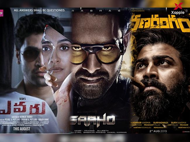 Official: Ranarangam and Evaru to replace Saaho