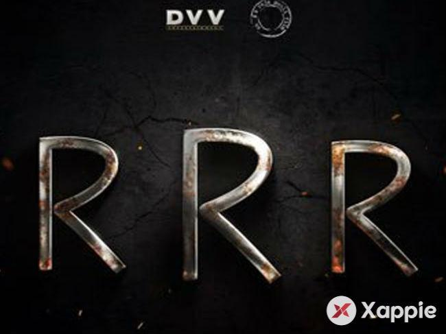 Whooping budget for RRR Interval episode!