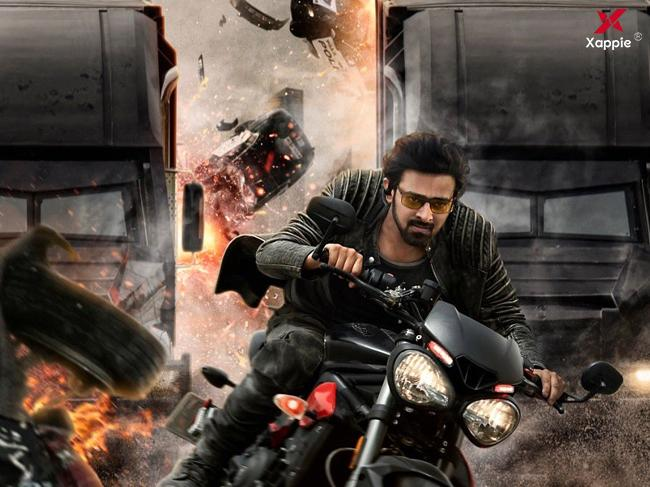 Is Prabhas a thief or conman in Saaho?