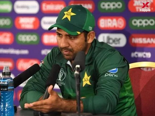 I won't be going back home alone : Sarfraz warns his teammates