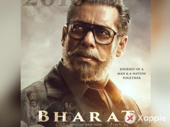 Salman Khan unveils his new avatar from 'Bharat'