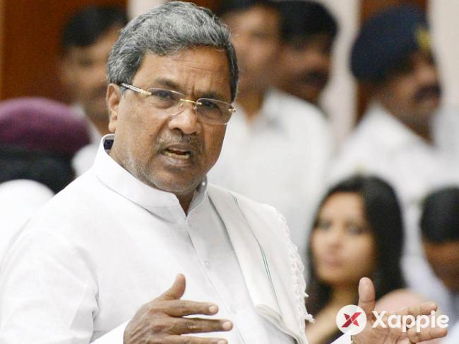 Siddaramaiah again proves that he is the BOSS !