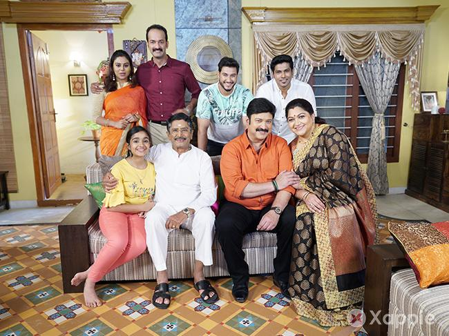 Lakshmi Stores Tamil serial will be aired on Sun TV