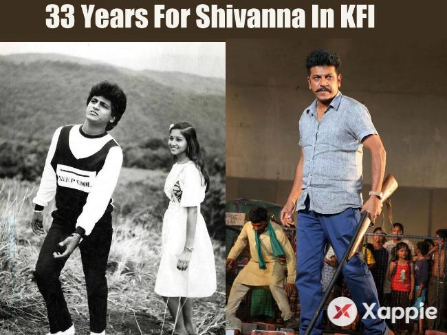 Shivaraj Kumar marks 33 Glorious Years in Sandalwood - also announces his 125th Film