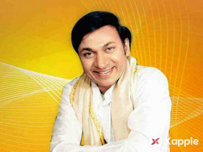 Legendary actor Dr Rajkumar's 91st birth anniversary celebration today