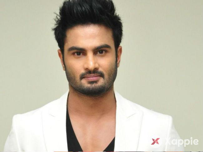 Sudheer Babu has to settle down for half amount.