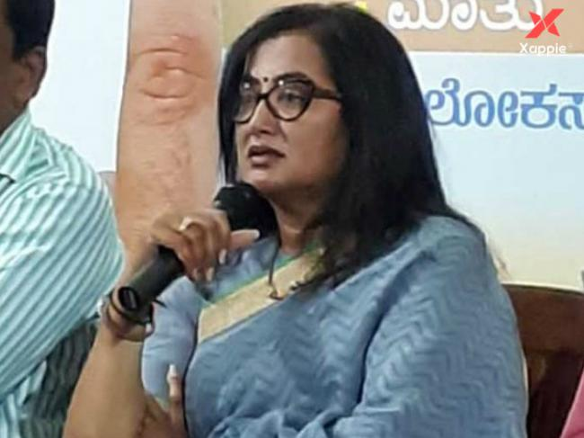 Sumalatha Says - JDS playing cheap tricks to defeat me