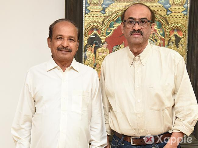 Suresh Babu launches the trailer of Nayanthara's 'Anjali CBI'