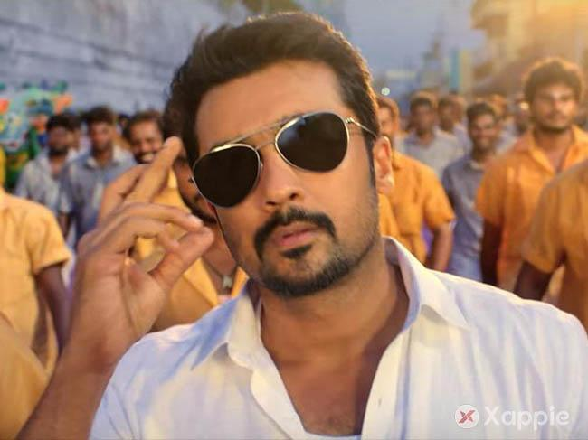 Suriya to become a politician in NGK?