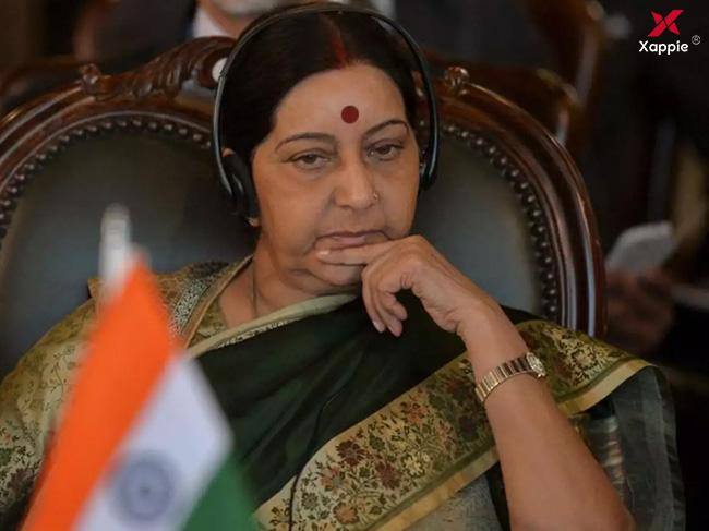 Here is the reason of Sushma Swaraj to deny AP governor post !