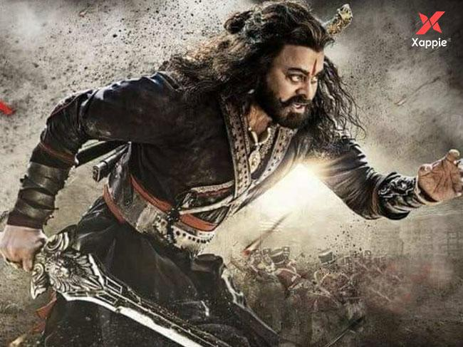 Syeraa all set to wrap up the shoot