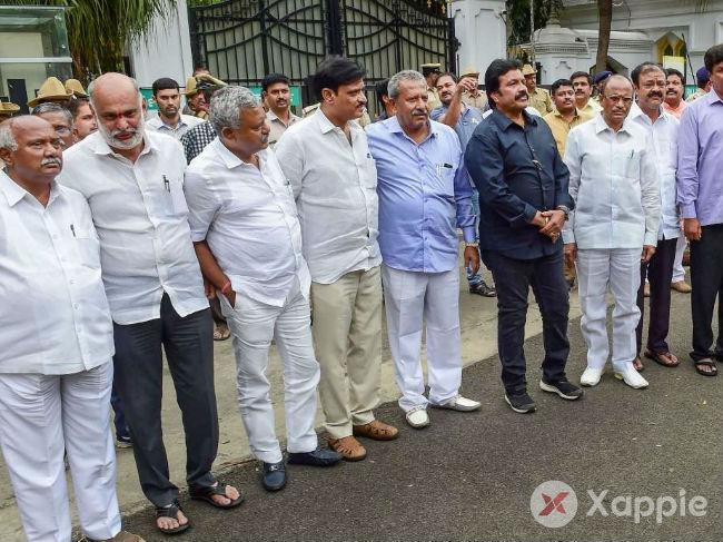 Rebel MLAs release say they won't take part in trust vote