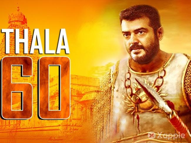 Thala 60 will be an Out and Out Action Entertainer