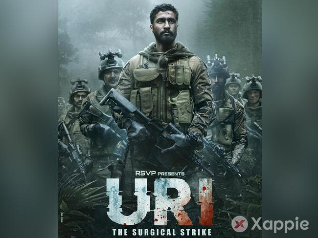 Uri The Surgical Strike Box Office Collection 4th Week