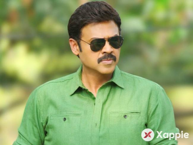 Venkatesh okays another project!