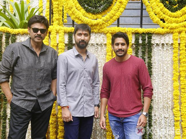 Venky Mama first Schedule to take off from Lonavala