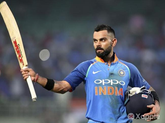 Virat Kohli bagged all the top honours of ICC Awards 2018..!