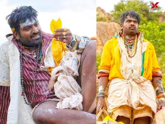 Vijay Sethupathi's new look is going viral in Social media