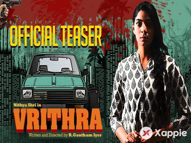 Vrithra movie Censor Completed